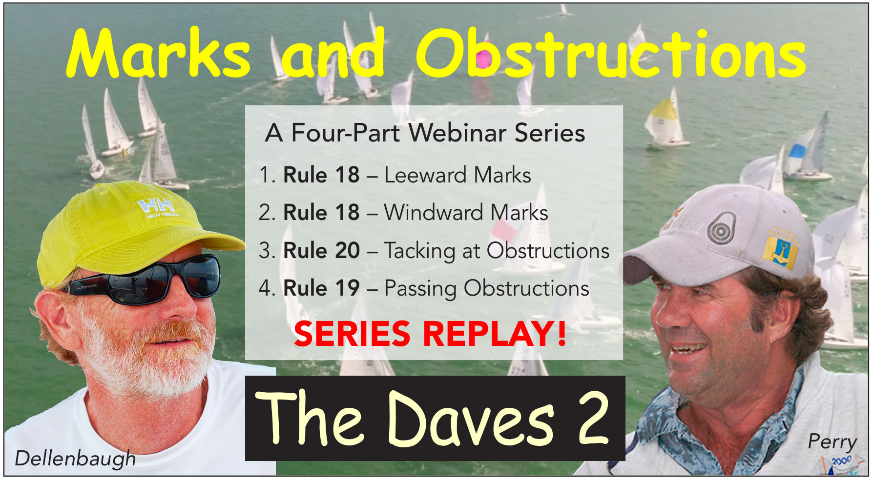 The Daves 2 Replay Banner