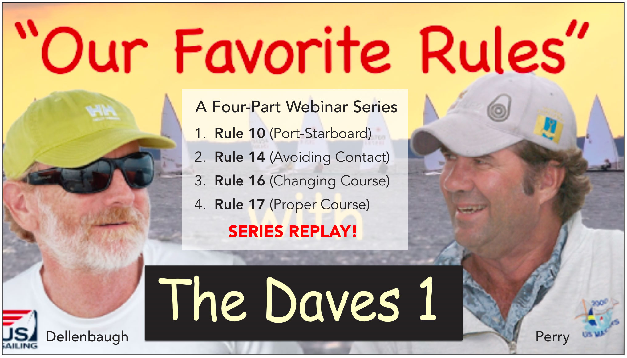 The DAVES Replay Banner